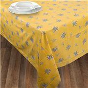 L'Ensoleillade - Imprime Valensole Yellow T/Cloth 250x155cm
