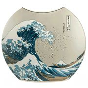 Goebel - Great Wave Vase 20cm