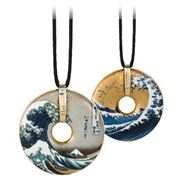 Goebel - Katsushika Hokusai 'The Great Wave' Necklace