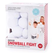 IS Gift - Indoor Snowball Fight Set 20pce