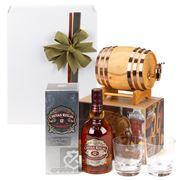 Peter's Hamper - The Whisky Barrel Hamper