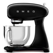 Smeg - 50's Retro Stand Mixer SMF03BLAU Black