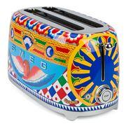 Smeg - Dolce & Gabbana Sicily Is My Love 4 Slice Toaster