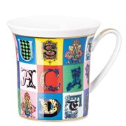 Rosenthal - Versace Holiday Alphabet Mug 350ml