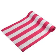 Ogilvies Designs - Pink Stripe Tablerunner