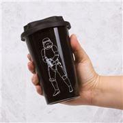 Thumbs Up - Stormtrooper Travel Mug Black