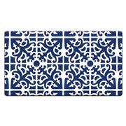 Cala Home - Anti-Fatigue Mat Parterre Blue 91x51cm