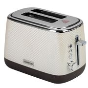 Kenwood - Mesmerine 2 Slot Toaster White