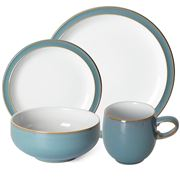 Denby - Azure Dinner Set 16pce