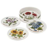 Portmeirion - Botanic Garden Ceramic Coaster Set 5pce