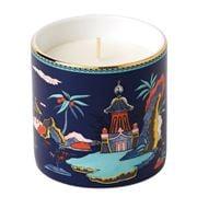 Wedgwood - Wonderlust Blue Pagoda Candle