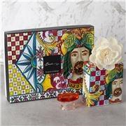 Baci Milano - Maroc & Roll Scent Diffuser Red 375ml
