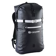 Caribee - Trident Water Resistant Black Backpack 2.0
