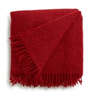 Lexington - Holiday Mohair Throw Red 130x170cm