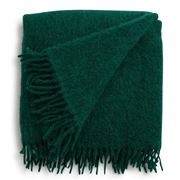Lexington - Holiday Mohair Throw Green 130x170cm
