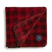 Lexington - Holiday Checked Fleece Throw 130x170cm