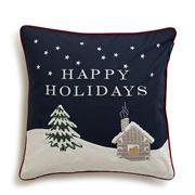 Lexington - Snowy House Sham Multi 50x50cm