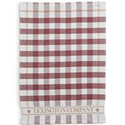Lexington - Holiday Kitchen Towel White/Red 50x70cm