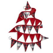Lexington - Christmas Calendar Pennant Multi 240cm