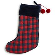 Lexington - Holiday Stocking Blue