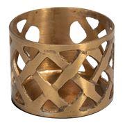 Lexington - Brass Candle Holder