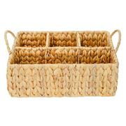 A.Trends - Water Hyacinth Picnic Caddy