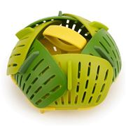 Joseph Joseph - Bloom Folding Steamer Basket Green