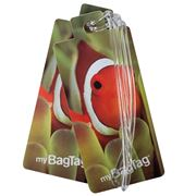 MyBagTag - Clown Fish Luggage Tag Set 2pce