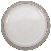 Denby - Elements Light Grey Medium Plate 22cm