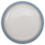 Denby - Elements Blue Medium Plate 22cm