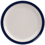 Denby - Elements Dark Blue Medium Plate 22cm