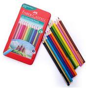 Faber-Castell - Colour Grip 12 Piece Pencil Set