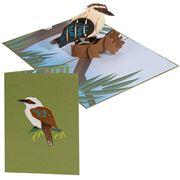 Colorpop - Kookaburra Greeting Card