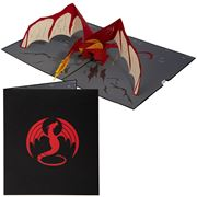 Colorpop - Dragon Greeting Card