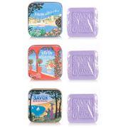 La Savonnerie De Nyons - Cote D'Azur Soap Set 3pce