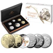 RA Mint - Possum Magic 2020 Proof Baby Coin Set 6pce