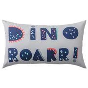 Private Collection - Dinotopia Twilight Dino Roar Cushion