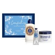 L'Occitane - Comforting Shea Butter Collection Set 3pce