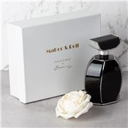 Baci Milano - Maroc & Roll Diffuser Bottle Blk/Silver 225ml