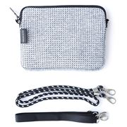 Prene Bags - Pixie Bag Light Grey Marle
