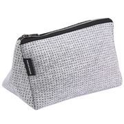 Prene Bags - Cosmetic Bag Light Grey Marle