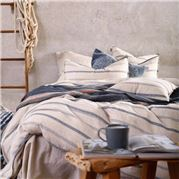 MM Linen - Willow Duvet Set Queen 210x210cm 3pce