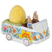 V&B - Easter Bunny Tales Bus Figurine