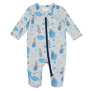 Marquise - Penguin Print Zipsuit Size 000