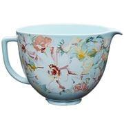 KitchenAid - White Gardenia Ceramic Bowl for S/Mixer 4.7L