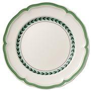 V&B - French Garden Green Line Salad Plate 21cm