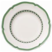 V&B - French Garden Green Line Deep Plate 23cm