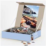 Journey Of Something - Amalfi Neapolitan Puzzle 1000pce