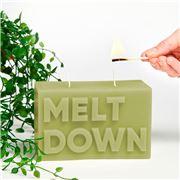 Journey Of Something - Melt Down Candle