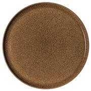 Denby - Studio Craft  Round Platter Chestnut 31cm